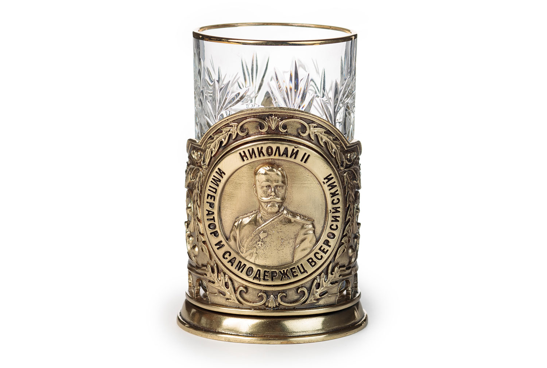 Купить подстаканник Николай II