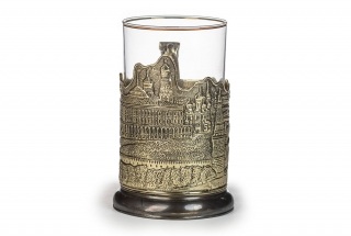 Подстаканник из латуни Старая Москва - Заказывайте на сайте Ренессанс